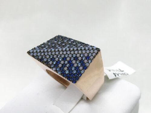 Sortija Blue